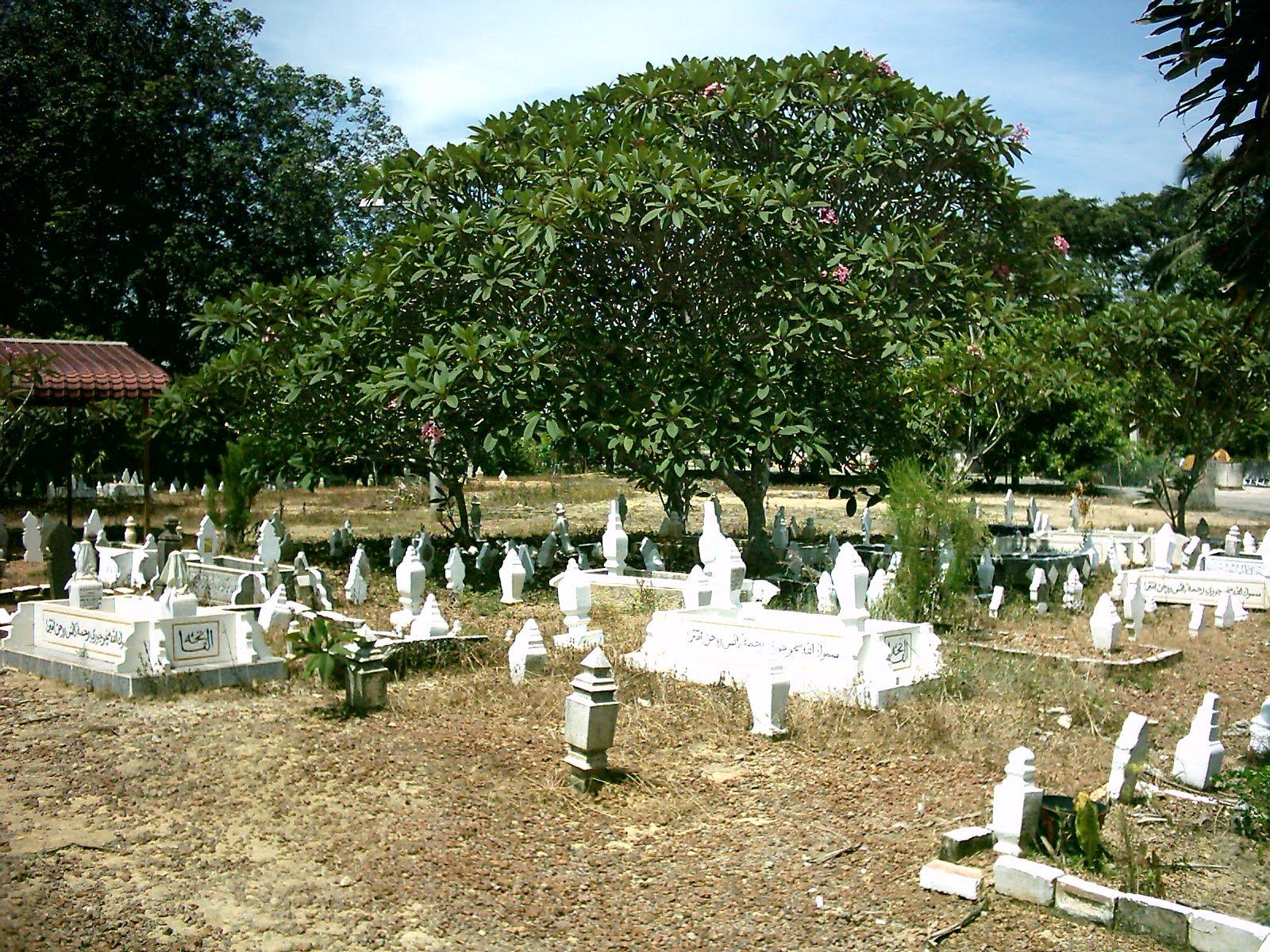 Hasil gambar untuk gambar kuburan islam