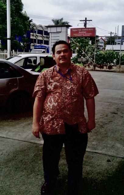 Saya dan Batik Indonesia (dok.cech)