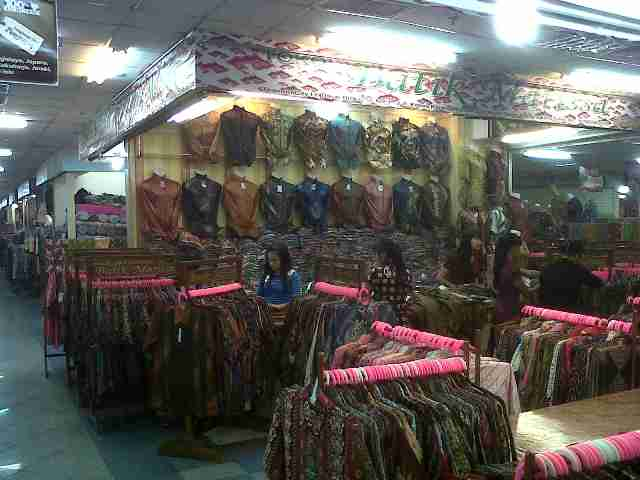 Pasar Batik Nusantara, Thamrin City