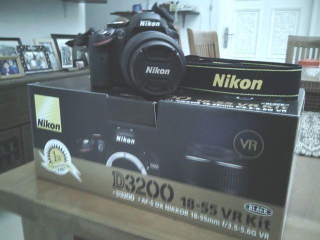Nikon D3200 (dok. Cech)
