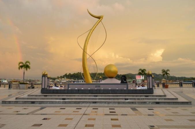 The Sultan Haji Hassanal Bolkiah's 60th Birthday Monument