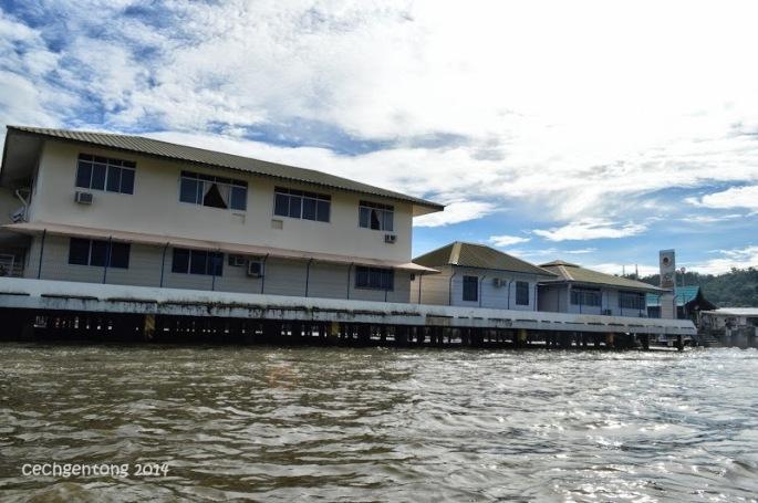 Rumah Sakit di Kampong Ayer