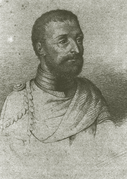 Antonio Pigafetta (from the Marasca Collection, Biblioteca Bertoliana of Vicenza)